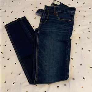 Like new Abercrombie & Fitch Jeans